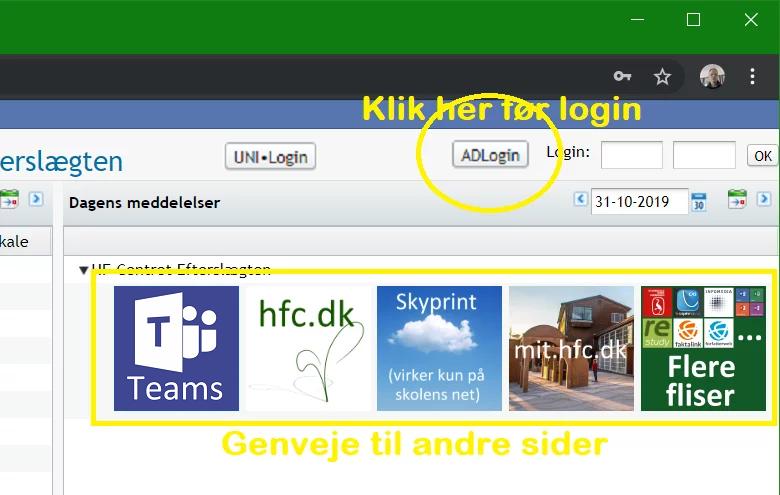 LUDUS Web screenshot